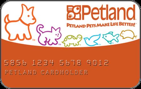 Petland Joplin Credit Card