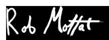 Signature of Rob Moffat