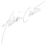 Signature of Julian Carter