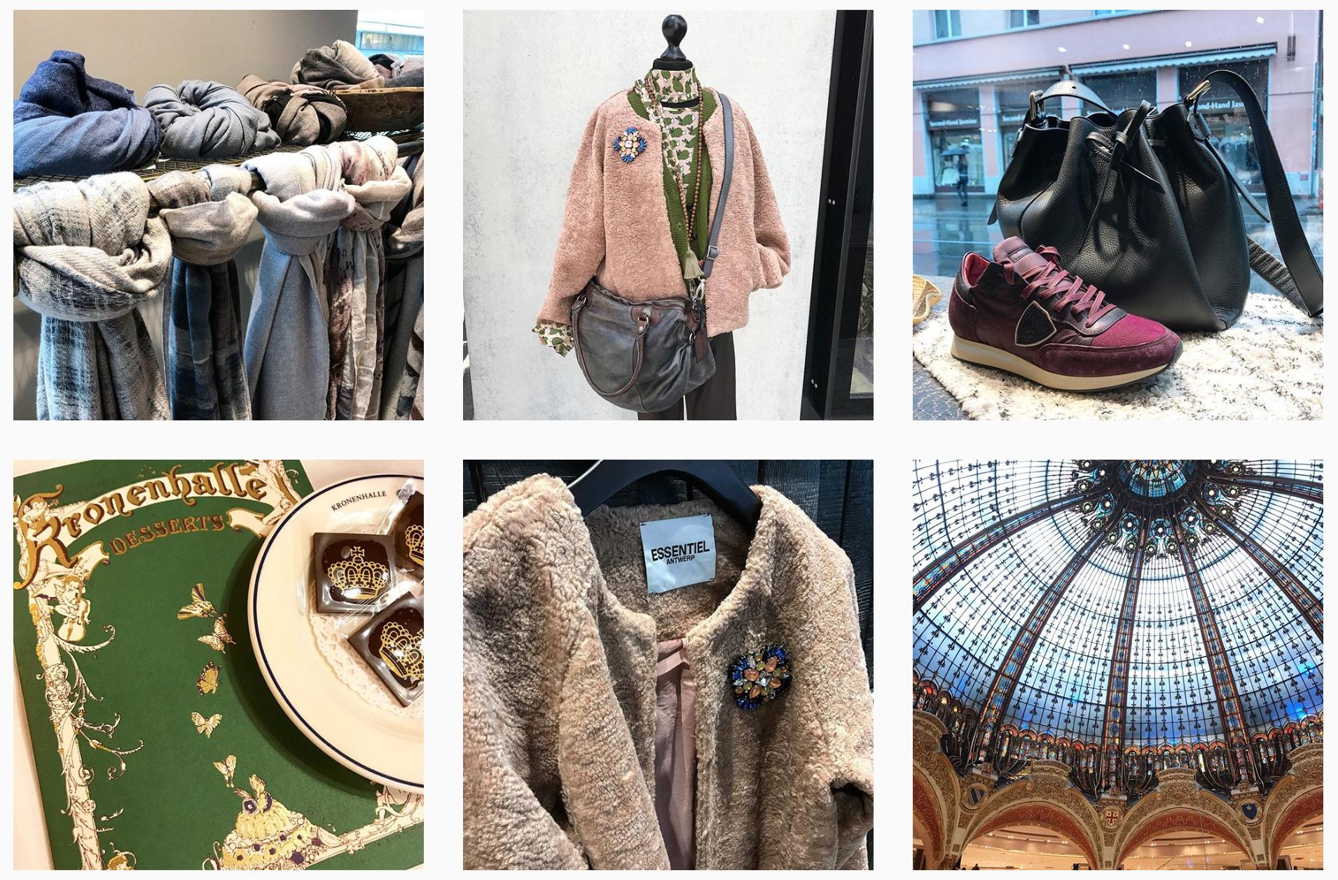 monadico concept store instagram