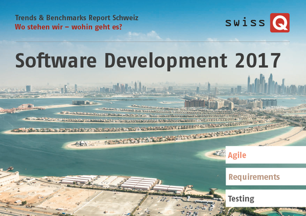 Trends&Benchmark in Software Development Report 2017
